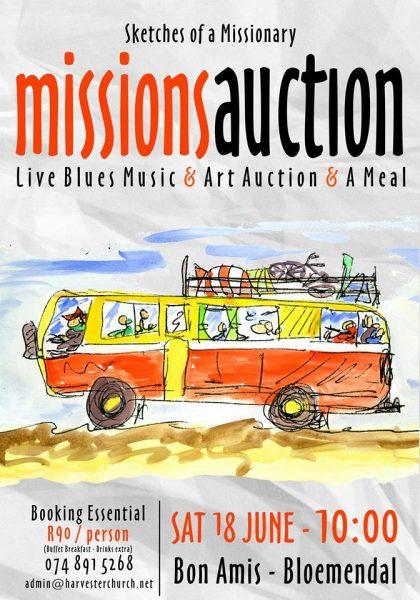Bloemendal Missions Auction