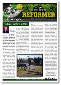 Sports Reformer A