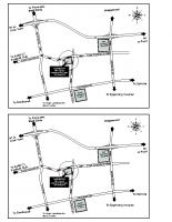 Map – De Tyger Primary