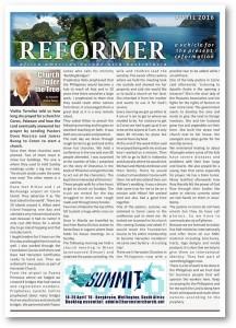Reformer April 2016A